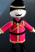 Nutcracker Toy Soldier Doll
